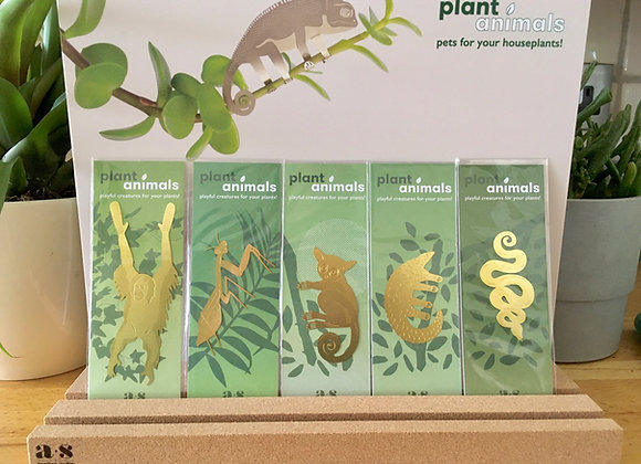 Plant Animal Jungle Set (5)