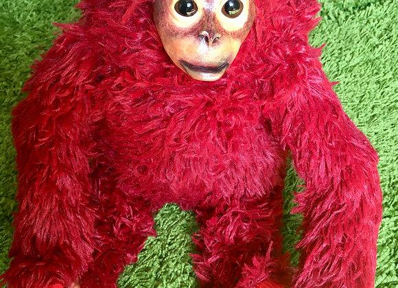 'Cantik' Collector's Orangutan Doll