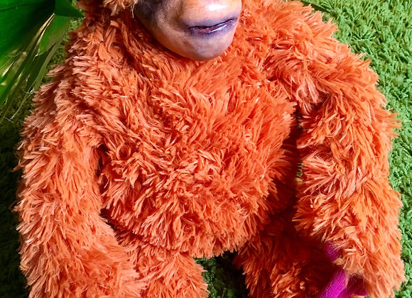'Ria' Collector's Orangutan Doll