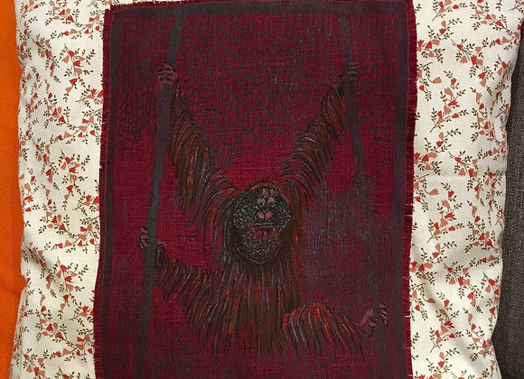 Orangutan Cushion
