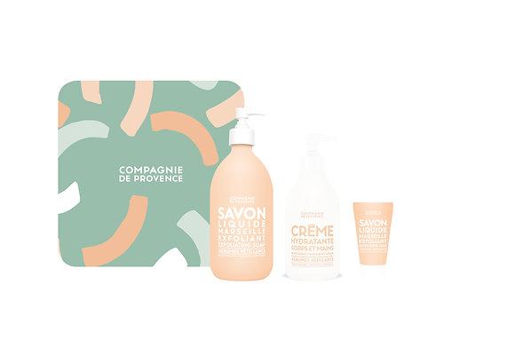 EXFOLIATING SOAP GIFT SET - COMPAGNIE DE PROVENCE