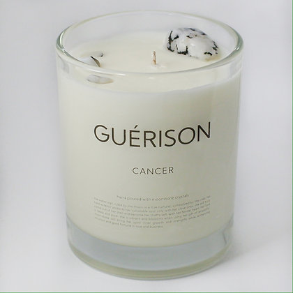 MOONSTONE CANDLE CANCER - GUERISON
