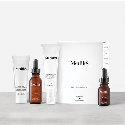 CSA PHILOSOPHY KIT - Medik8