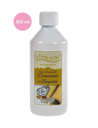 Wasparfum - Diamante e Bamboo 500 ML
