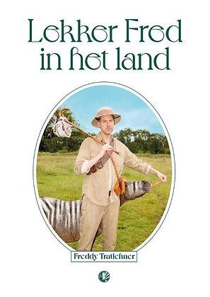 Lekker Fred in het land - Kookboek