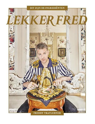 LEKKER FRED - KOOKBOEK