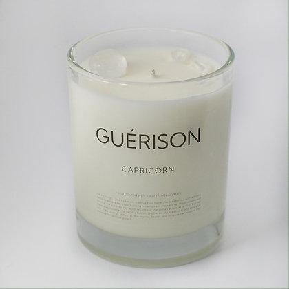 MOONSTONE CANDLE CAPRICORN - GUERISON