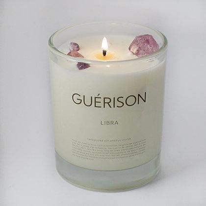 MOONSTONE CANDLE LIBRA - GUERISON
