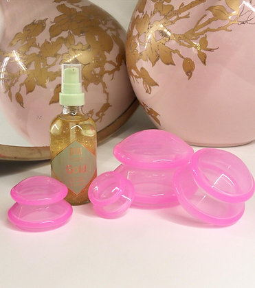 Pixi Gold Oil & Beauty Cups