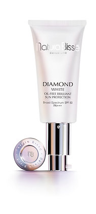 Diamond White SPF50 PA +++ Oil Free Brilliant Protection