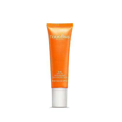 C + C DRY OIL ANTIOXIDANT SUN PROTECTION SPF 30