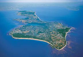Visite des Iles d'Aix, Oléron, Madame, Ré en Charente Maritime