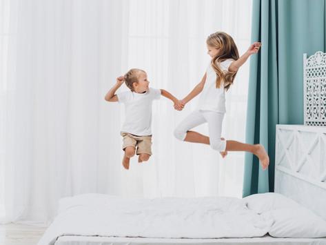 Como transformar o quarto do bebê em infantil