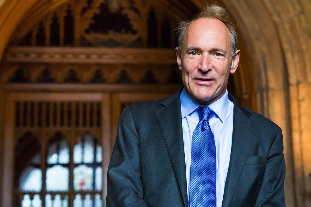 Tim Berners-Lee (divulgação/internet)