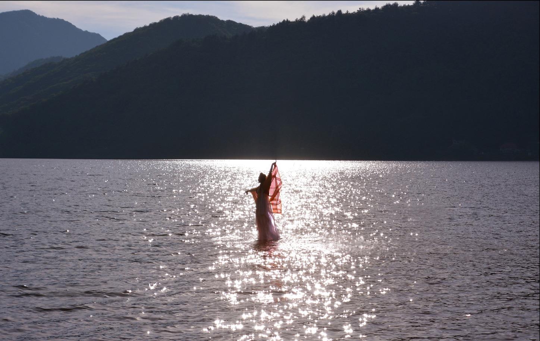 夕陽 Setting sun-1