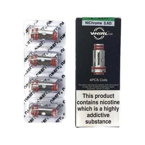 Uwell Whirl Coils x 4