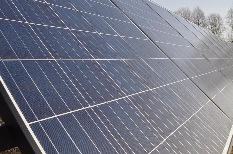 Bidrag solceller på Gotland