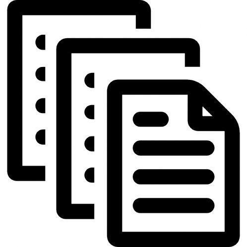 Комплект документов согласно требования ФЗ № 152 «О персональных данных».