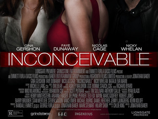 Nic Cage film 'Inconceivable' launches June 30 in theaters