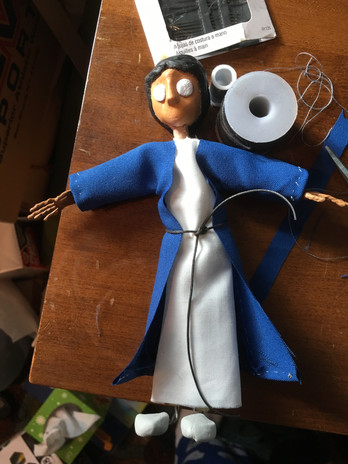 Mary (Almost finished)