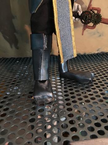 Rowan Close up boots