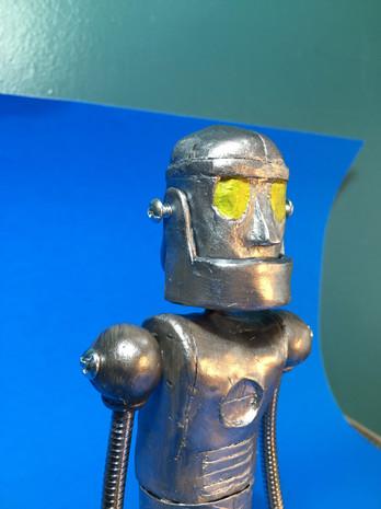 Robot Close Up!