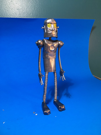 Robot Long Shot!