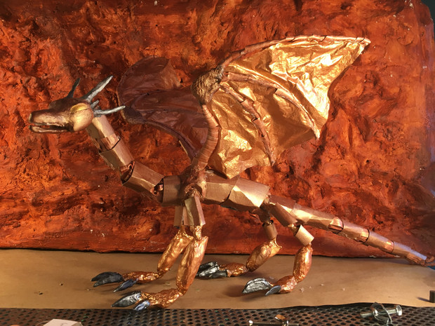 The Bronze Dragon!!!