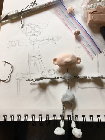 Dr. Kahl's Original Armature