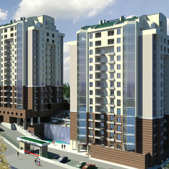 Hill Towers Ankara