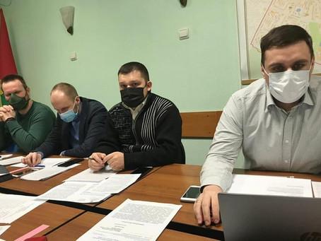 Во вторник состоялось заседание Совета депутатов муниципального округа Зюзино.