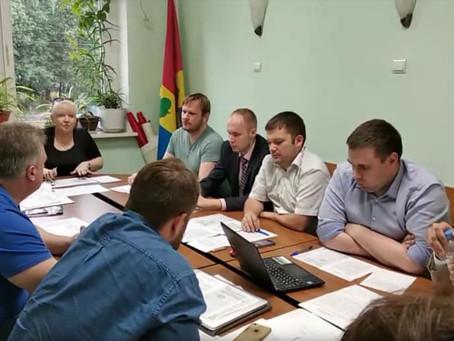 Обзор заседания Совета Депутатов 02.07.2019 (от Константина Янкаускаса)