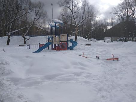 Не уборка снега