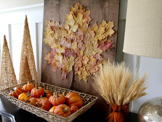 Tips to bring Fall into your Home