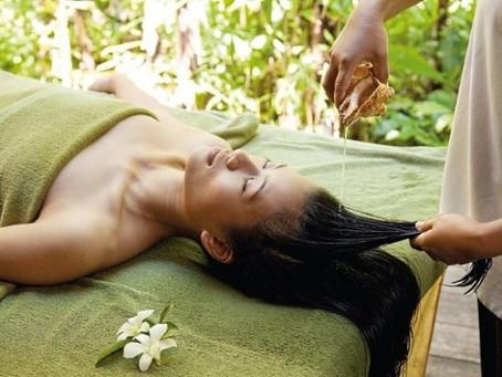 SPA -терапия для волос в домашних условиях