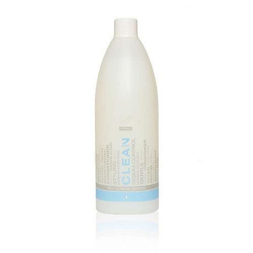 Хелатный шампунь для максимального очищения