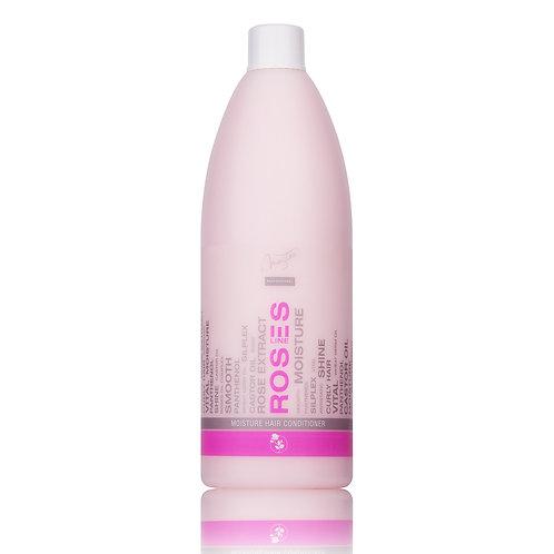 Увлажняющий бальзам для волос с Дамасской розой, silPLEX® и кокосовым маслом