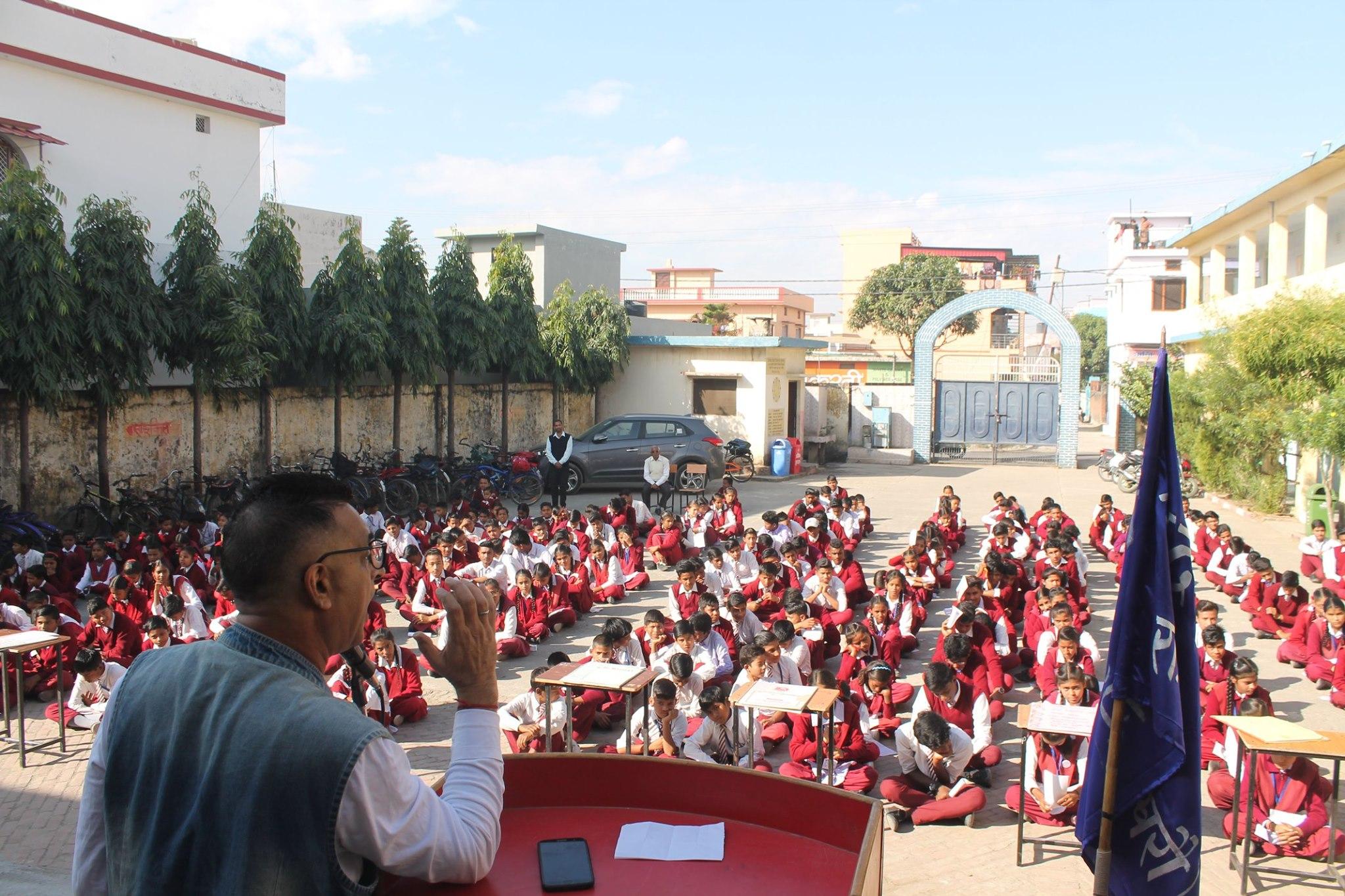 Awareness Camp in Kotdwar 2