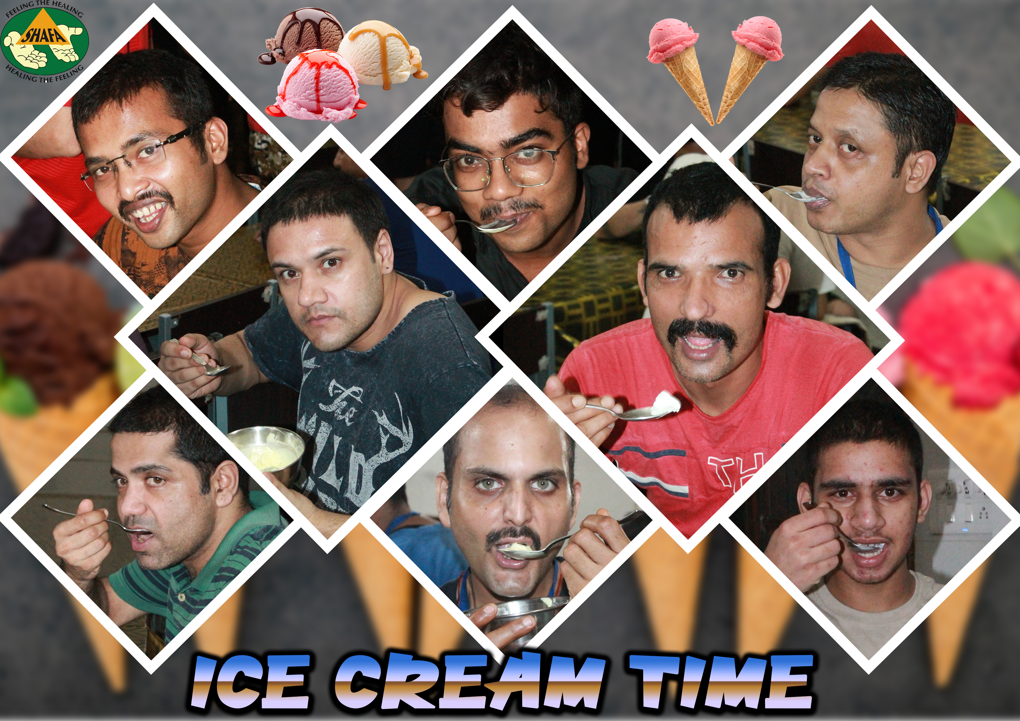 Ice Cream Time