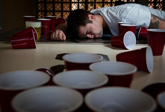Binge Drinking and Alcohol Overdose