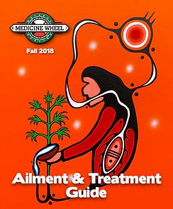 Medicine Wheel Ailment & treatment Guide