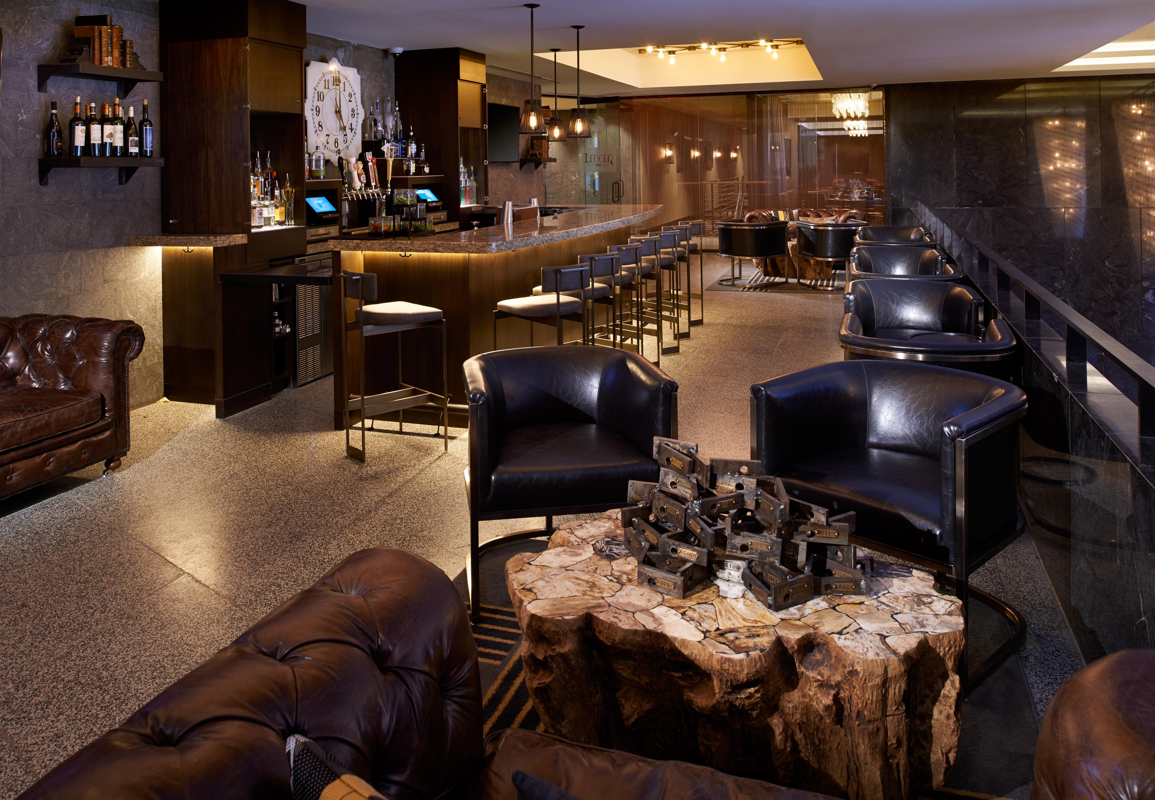 Ledger Bar