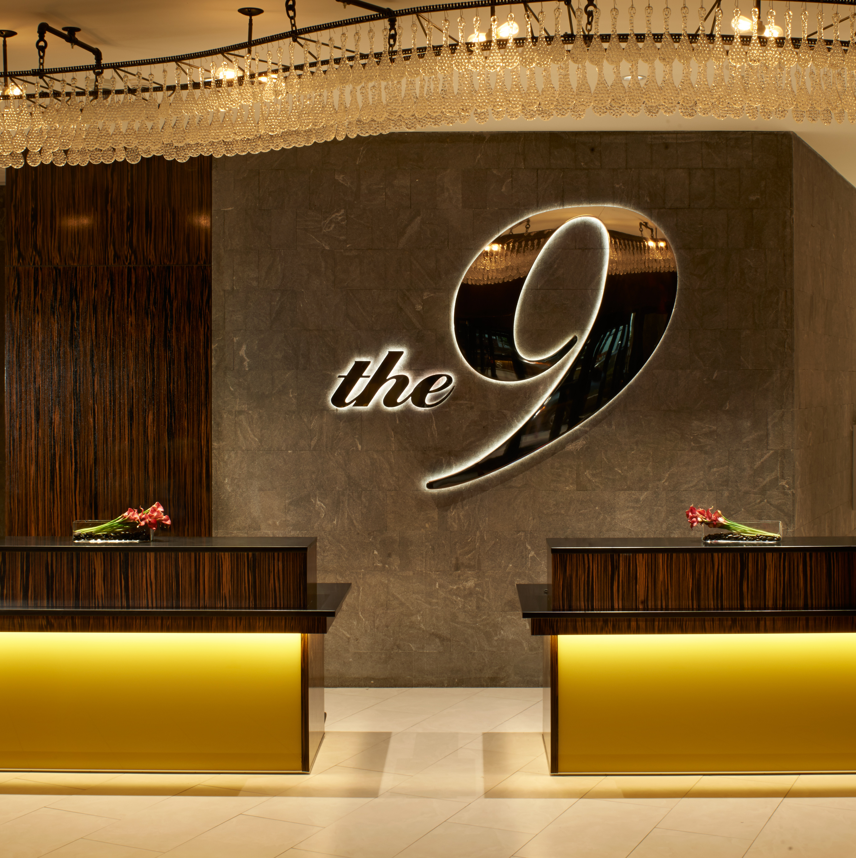 Front Desk at The 9