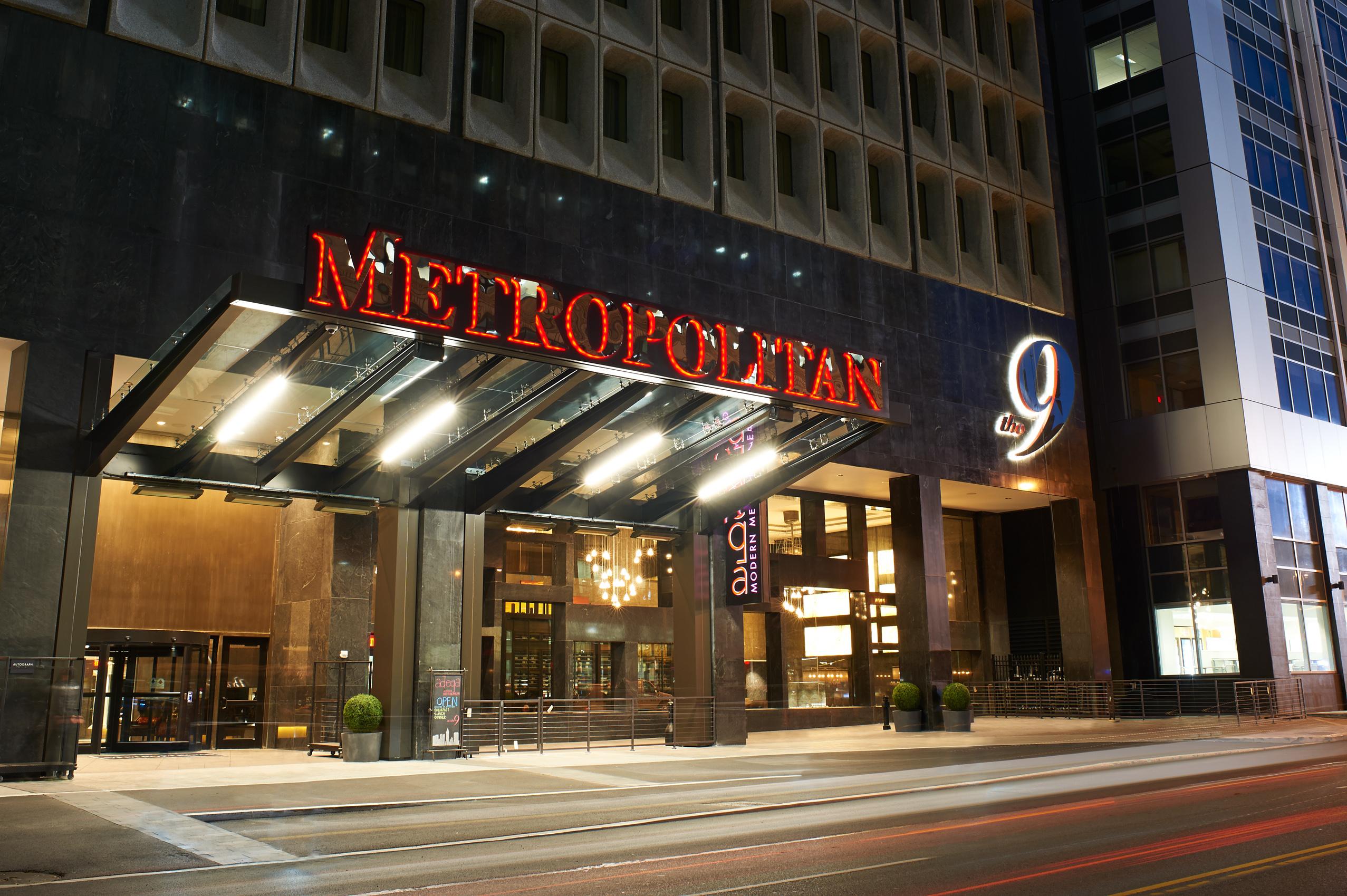 Metropolitan at The 9