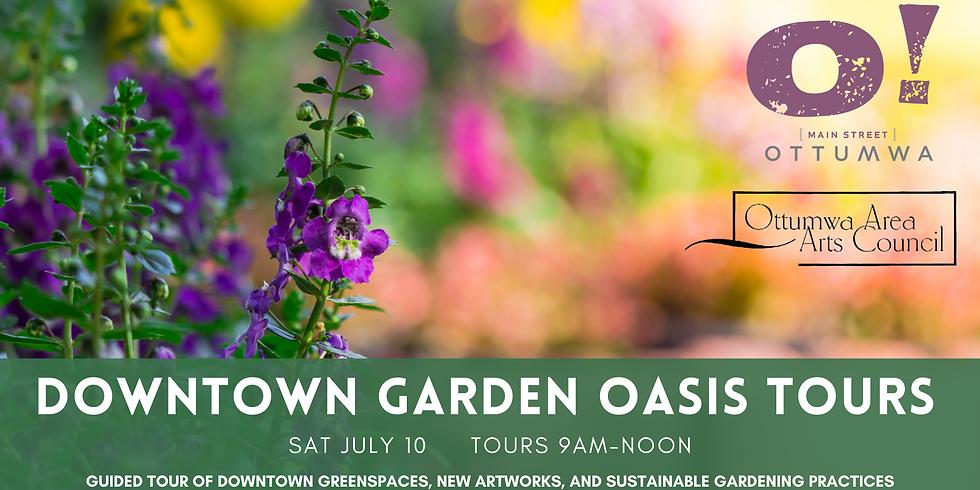 Downtown Garden Oasis Tours