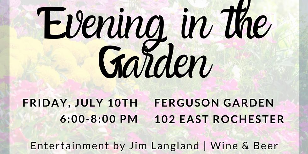 Evening in the Garden-Benefit for Main Street Ottumwa