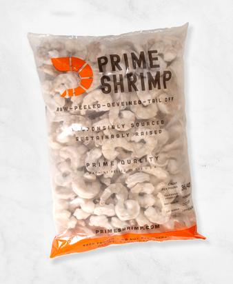 Prime Shrimp 5lb bag