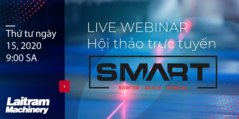 SMART Sorter   Hội thảo trực tuyến Việt Nam