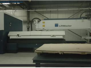 Inside Laitram Machinery
