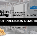 NEW Precision Peanut Roaster - Webinar